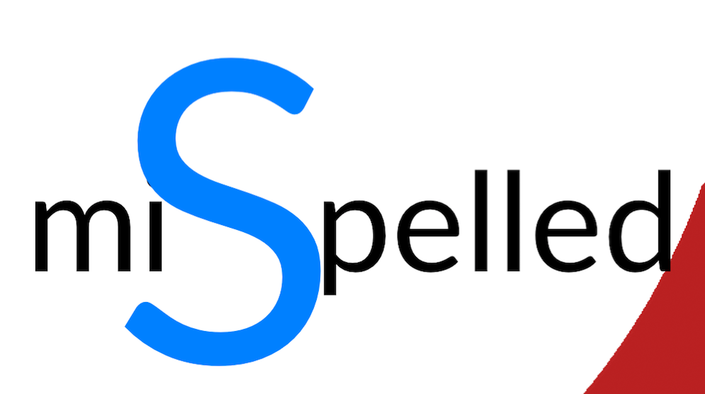 Commonly Misspelled Words (Mispelled game)