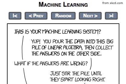 Final Thoughts About RelevantXKCD project