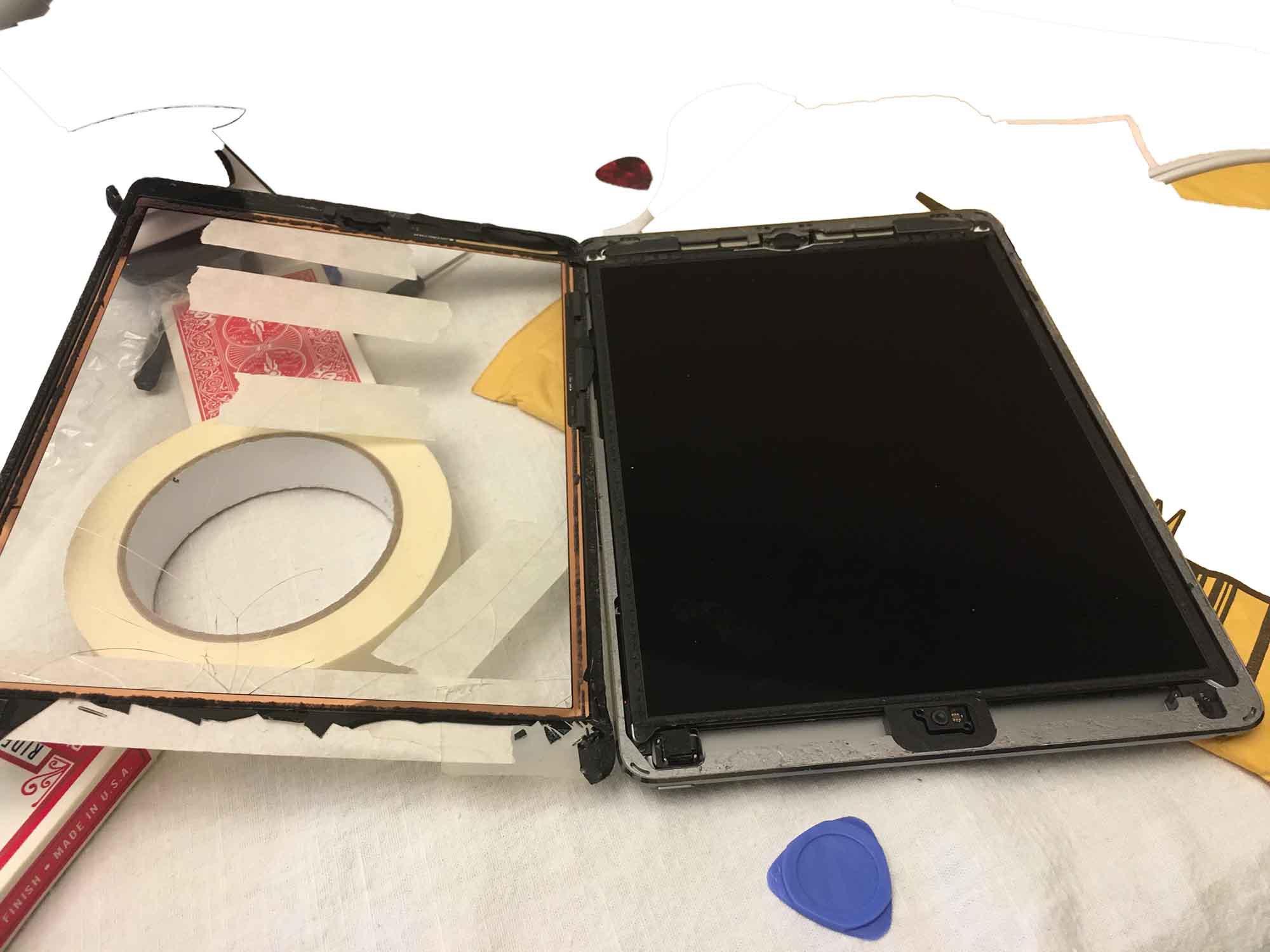 Replacing iPad Air Screen